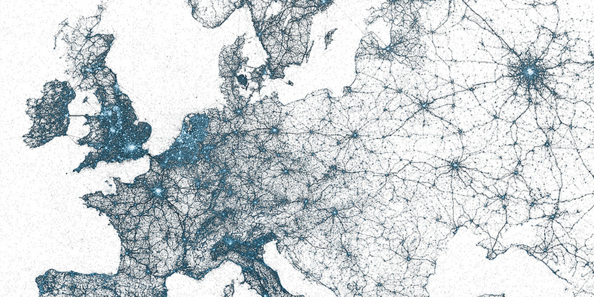 All sizes | Visualization: Europe | Flickr - Photo Sharing!