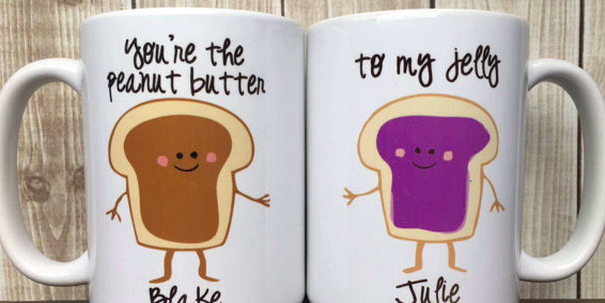 10 engagement gifts for your favorite couple the daily dot mugs gumiabroncs Gallery