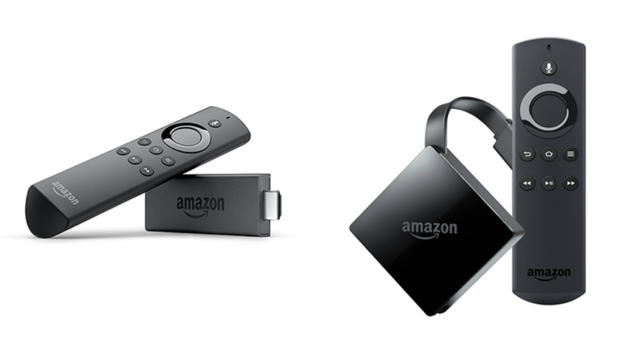 amazon fire stick and fire tv