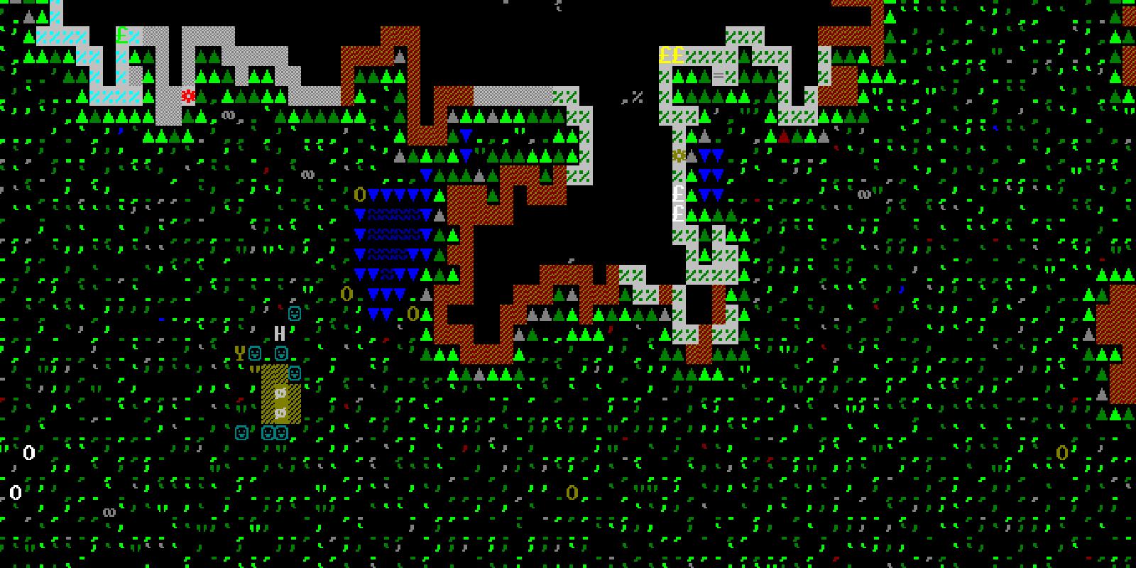 dwarf fortress embark