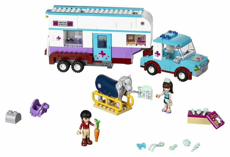 Lego for Girls: The 11 Best Lego Sets for Girls to Start Building