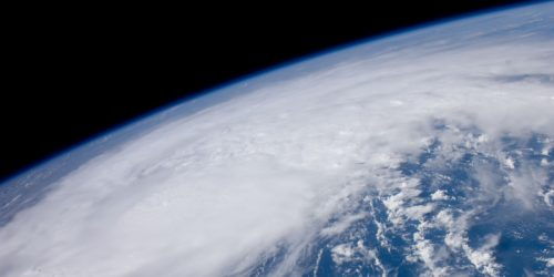 Hurricane Irene Captured from the International Space Station