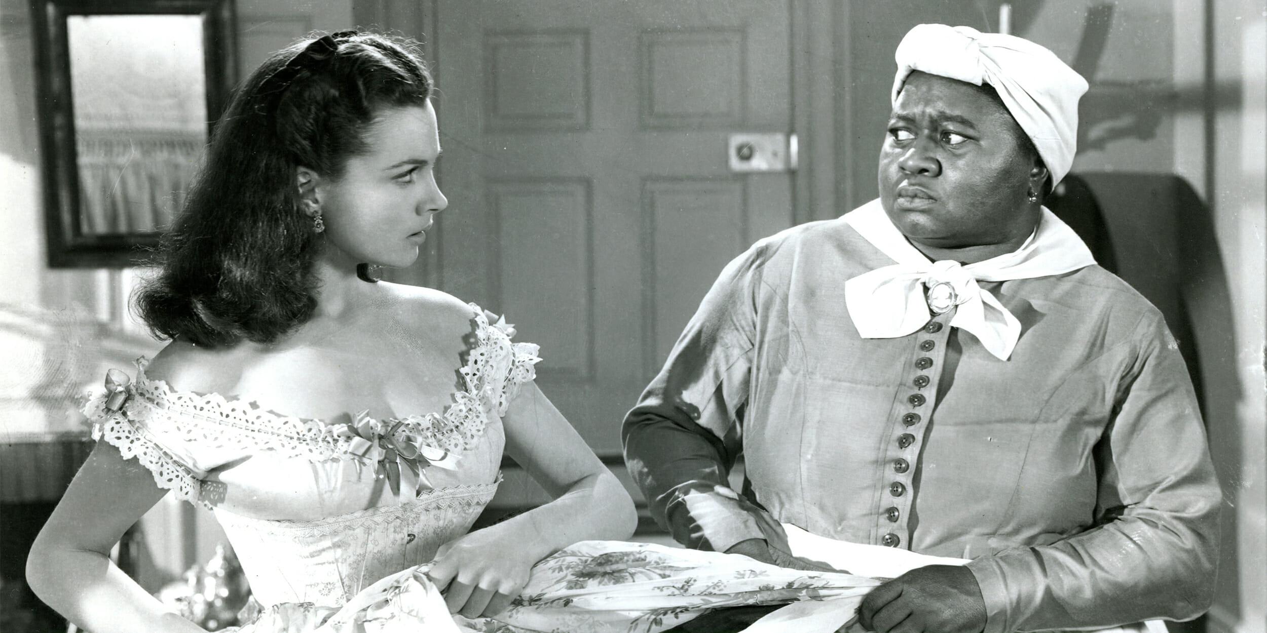 Gone With The Wind (1939) - Vivien Leigh & Hattie McDaniel
