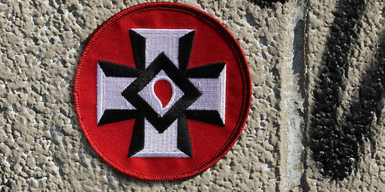 KKK patch