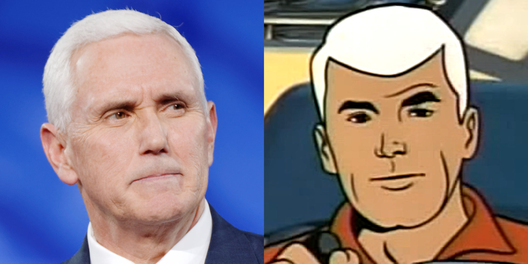 Is Mike Pence really