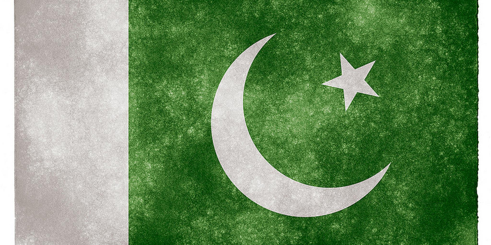 Pakistan Grunge Flag | Flickr - Photo Sharing!