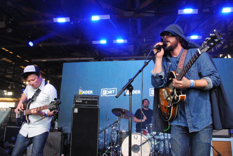 White Denim debuts song that only plays when it's raining at SXSW