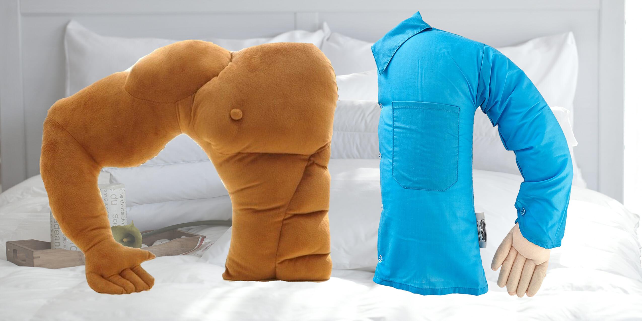 boyfriend pillows