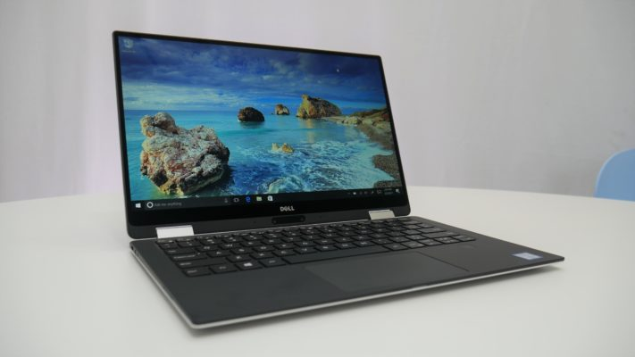 dell laptop review screen