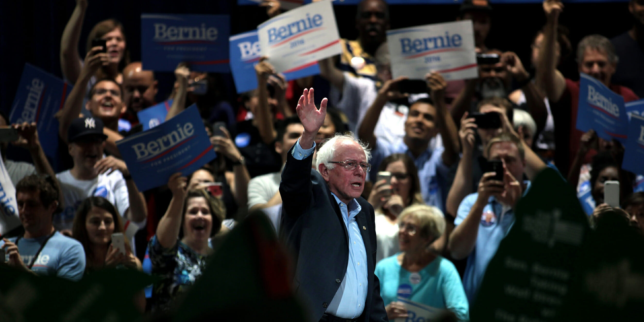 Bernie Sanders supporters need to be unified with Democrats, officials say.