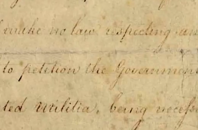 Constitution screenshot