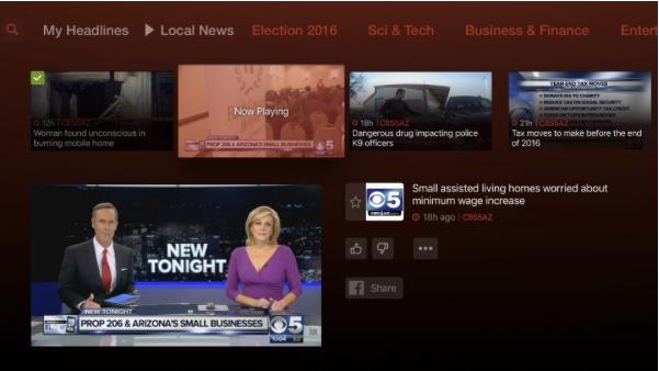 Haystack TV News Apple Apps