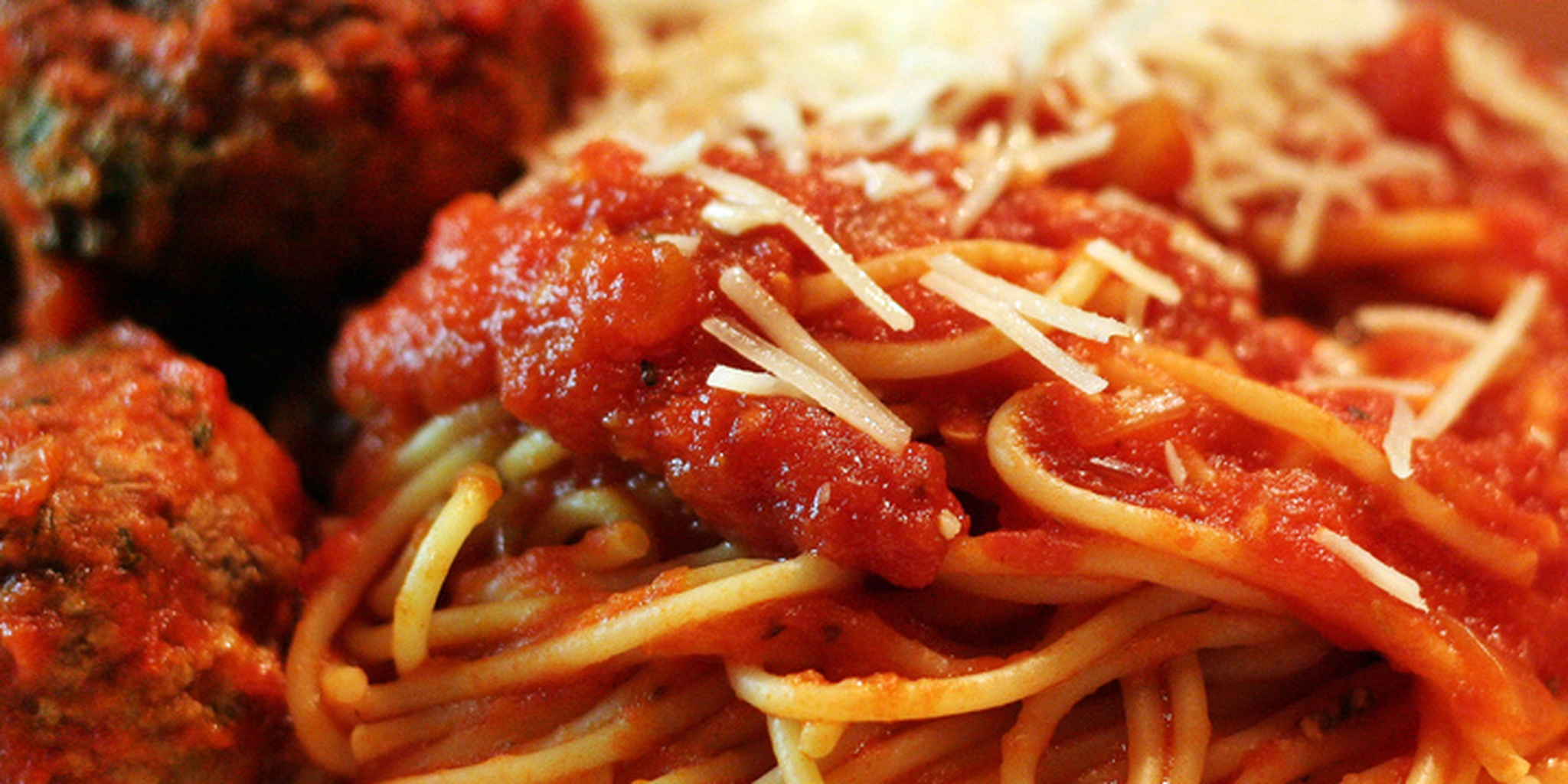 Spaghetti with Meatballs | Flickr - Photo Sharing!