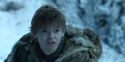 Thomas Brodie-Sangster in Game of Thrones