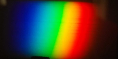 All sizes | Visible Light Spectrum Experiment, prisms, electromagnetic spectrum, wavelengths  380 to 750 nm, 790–400 terahertz | Flickr - Photo Sharing!