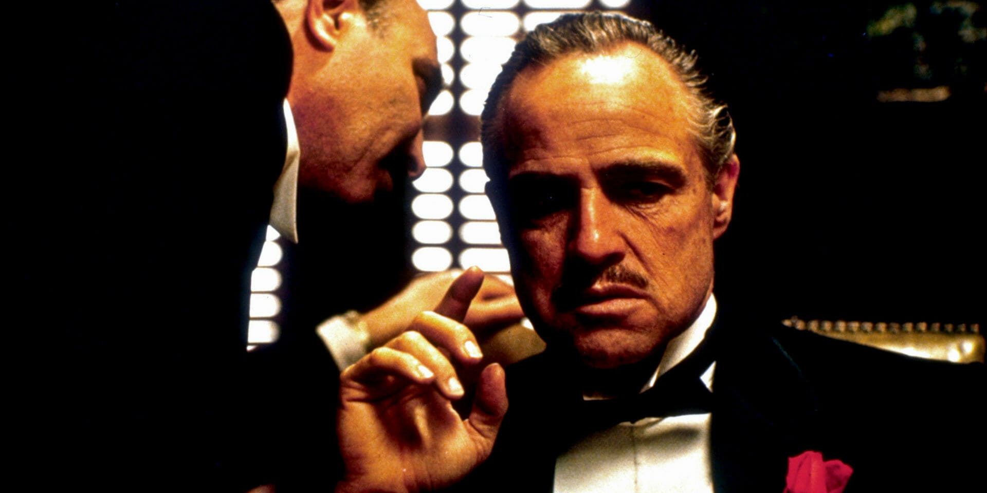 best movies on netflix : the godfather