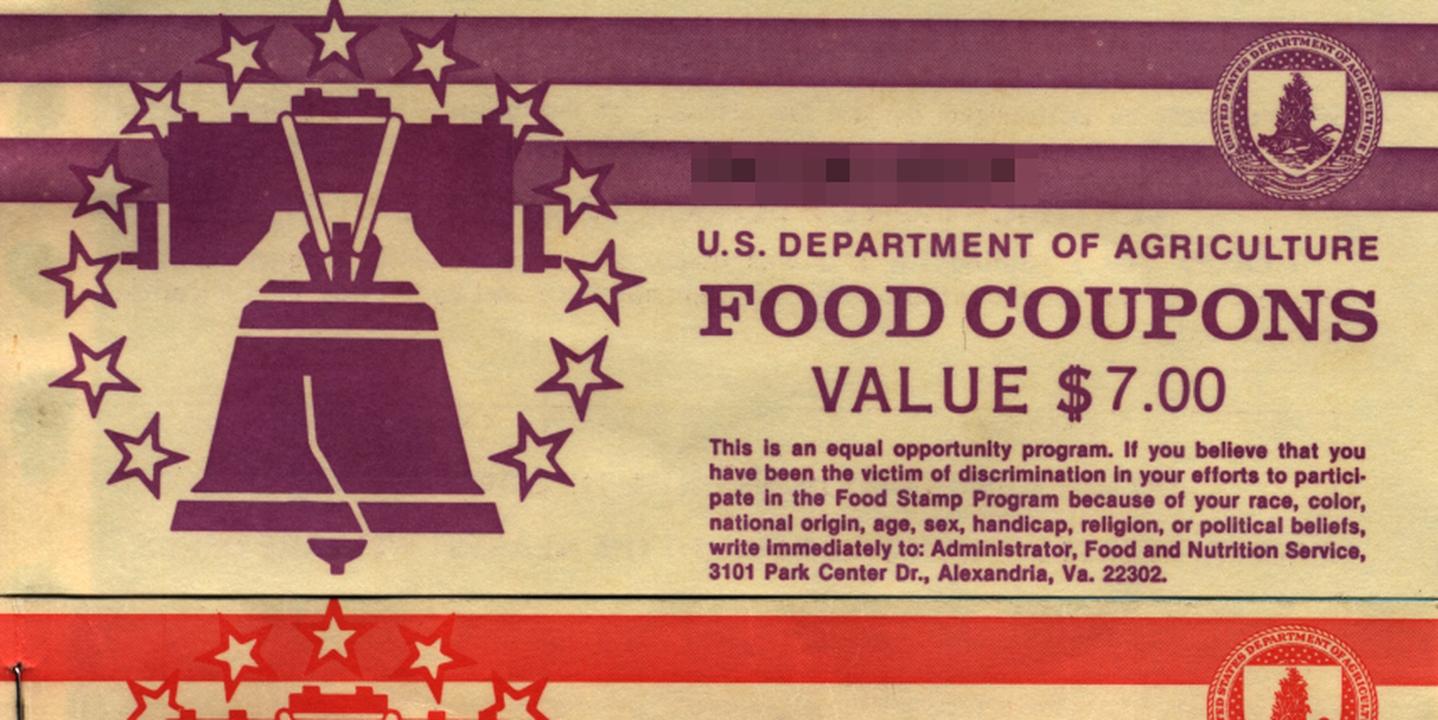 All sizes | Food Stamps | Flickr - Photo Sharing!