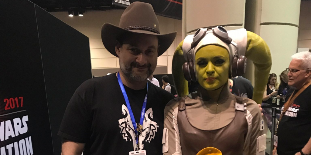 star wars celebration cosplay filoni