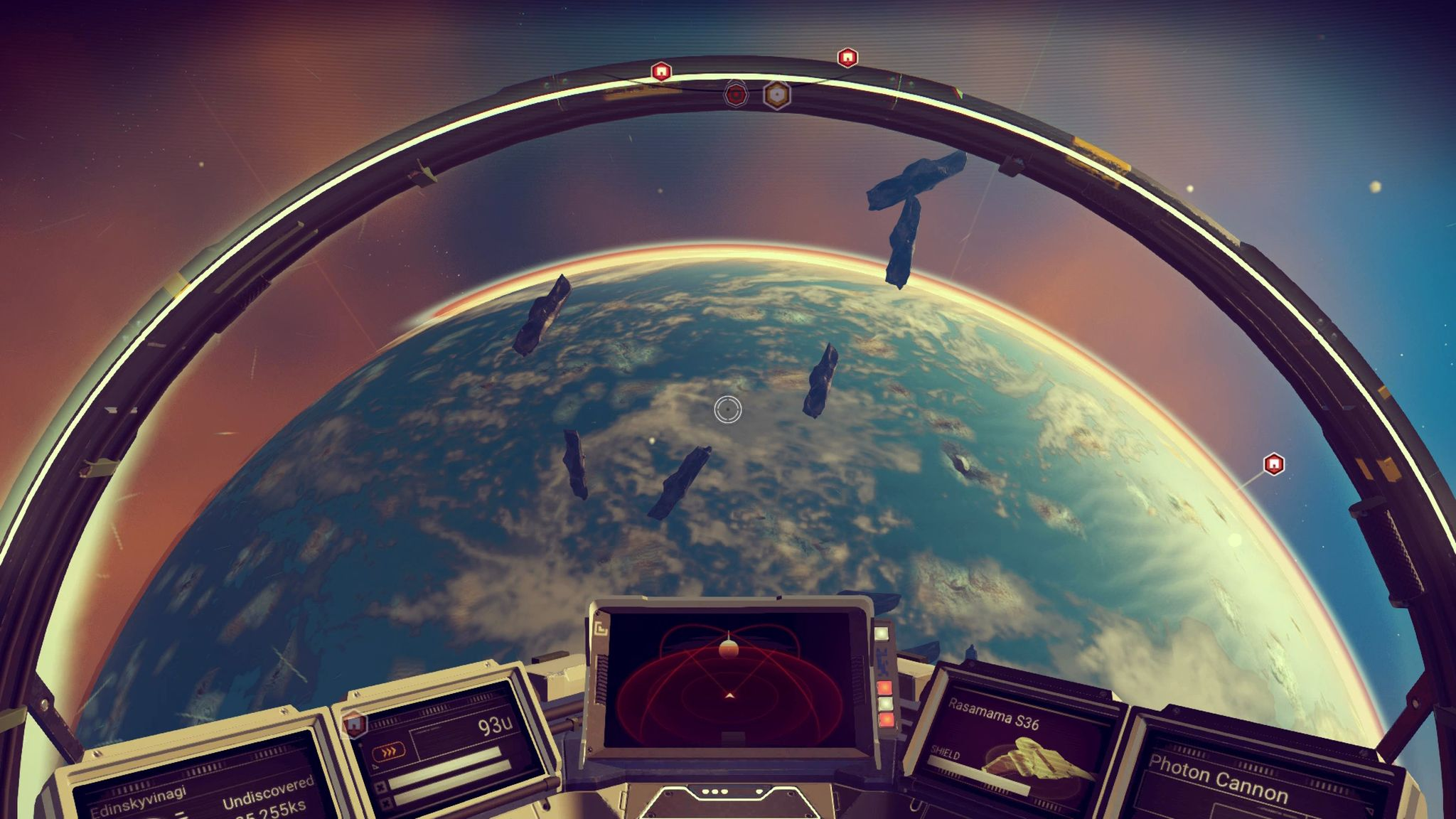 How No Man's Sky Creates an Entire Galaxy With Procedural Generation