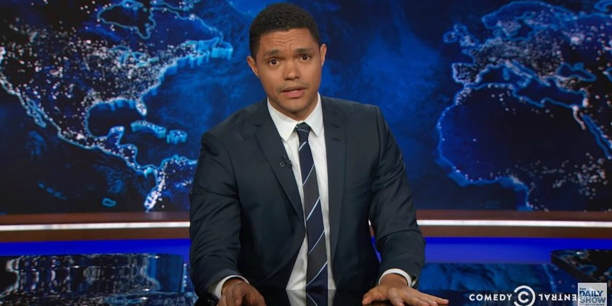 Daily Show tweets Texas abortion Supreme Court