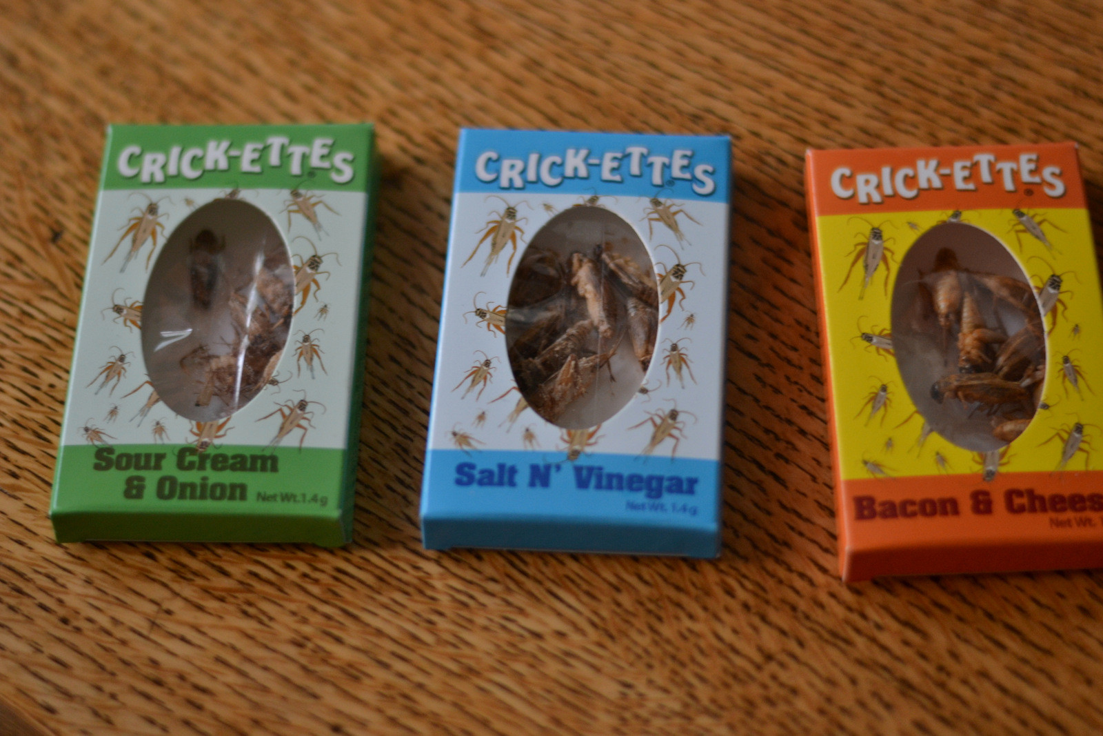 Image result for box of crickets