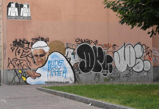 GraffitiPope