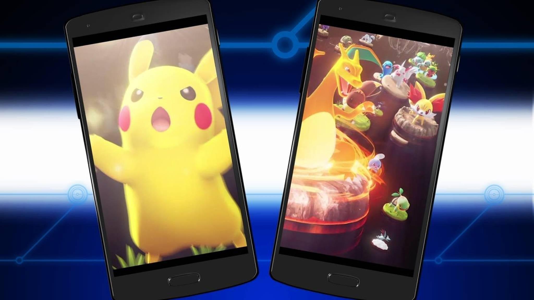 Pokèmon Duel iOS Android