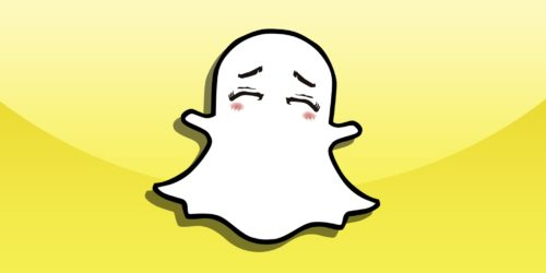 snapchat voting ghost