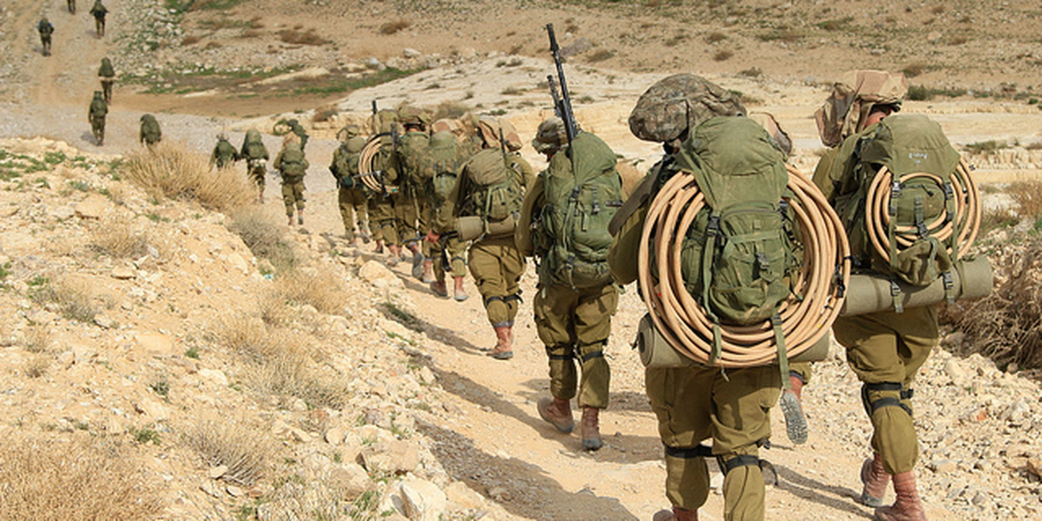 All sizes   Nahal's Elite Unit Concludes Training Course   Flickr - Photo Sharing!
