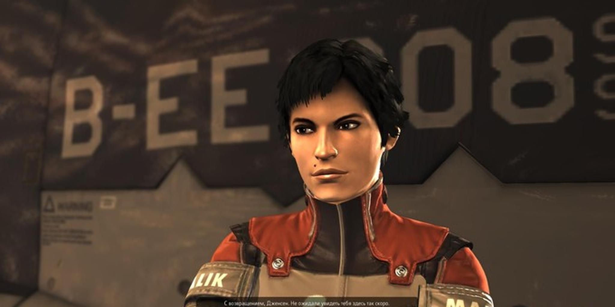 Faridah Malik from Deus Ex: Human Revolution
