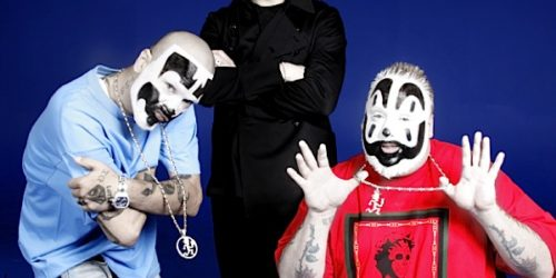 Jack White and the Insane Clown Posse