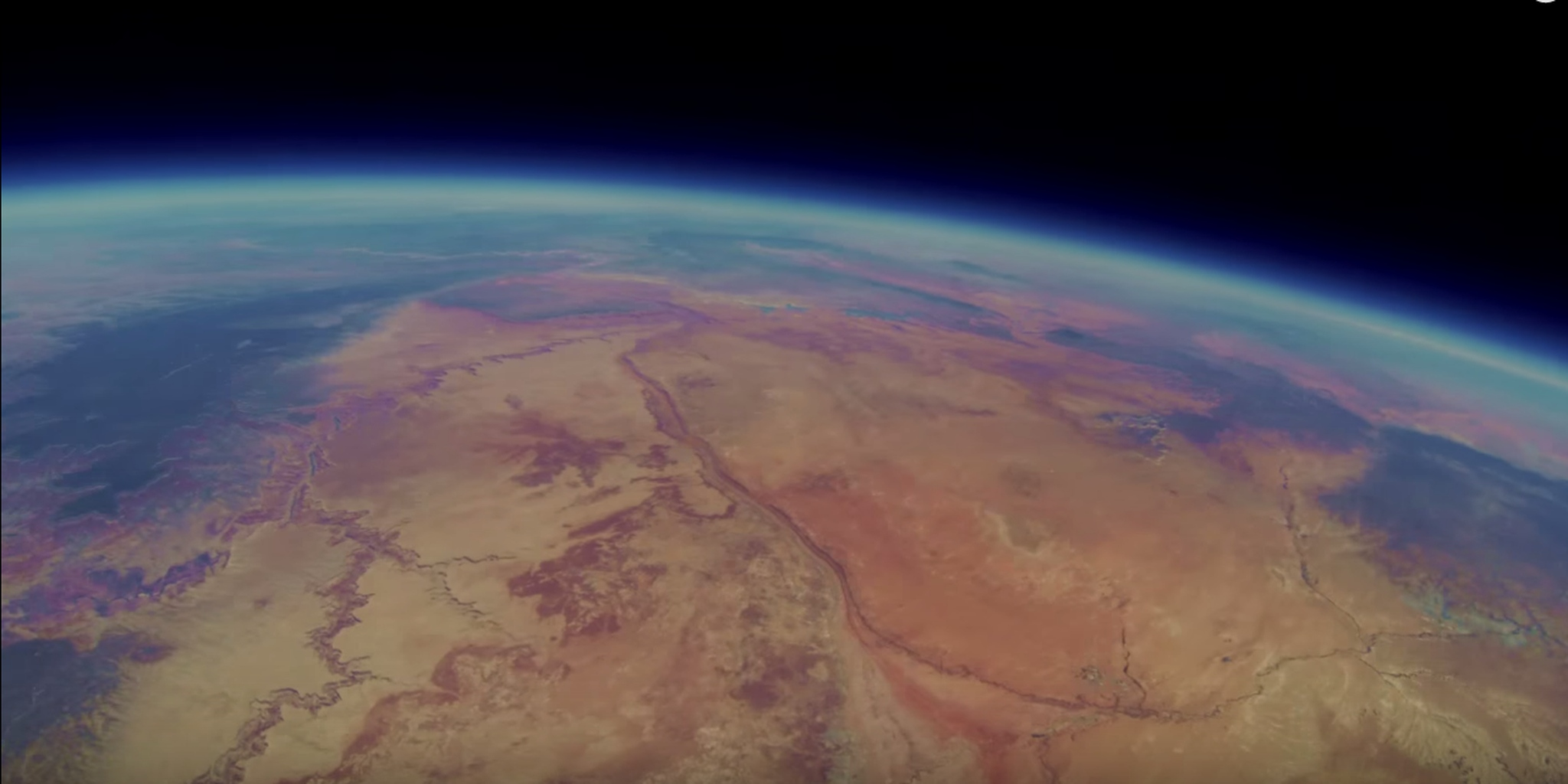 grand canyon space gopro