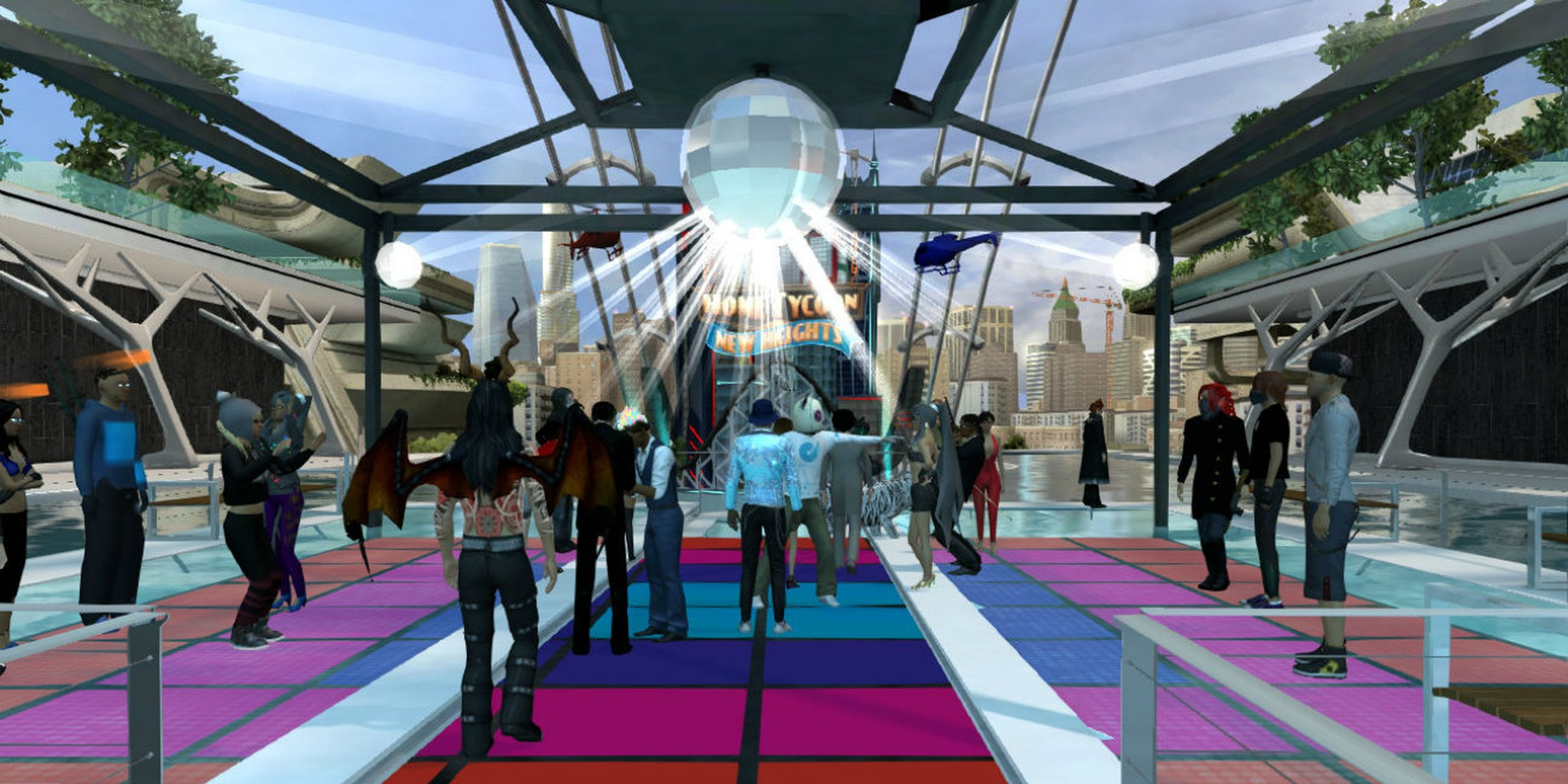 The Online World Of Playstation Home Shuts Down Today