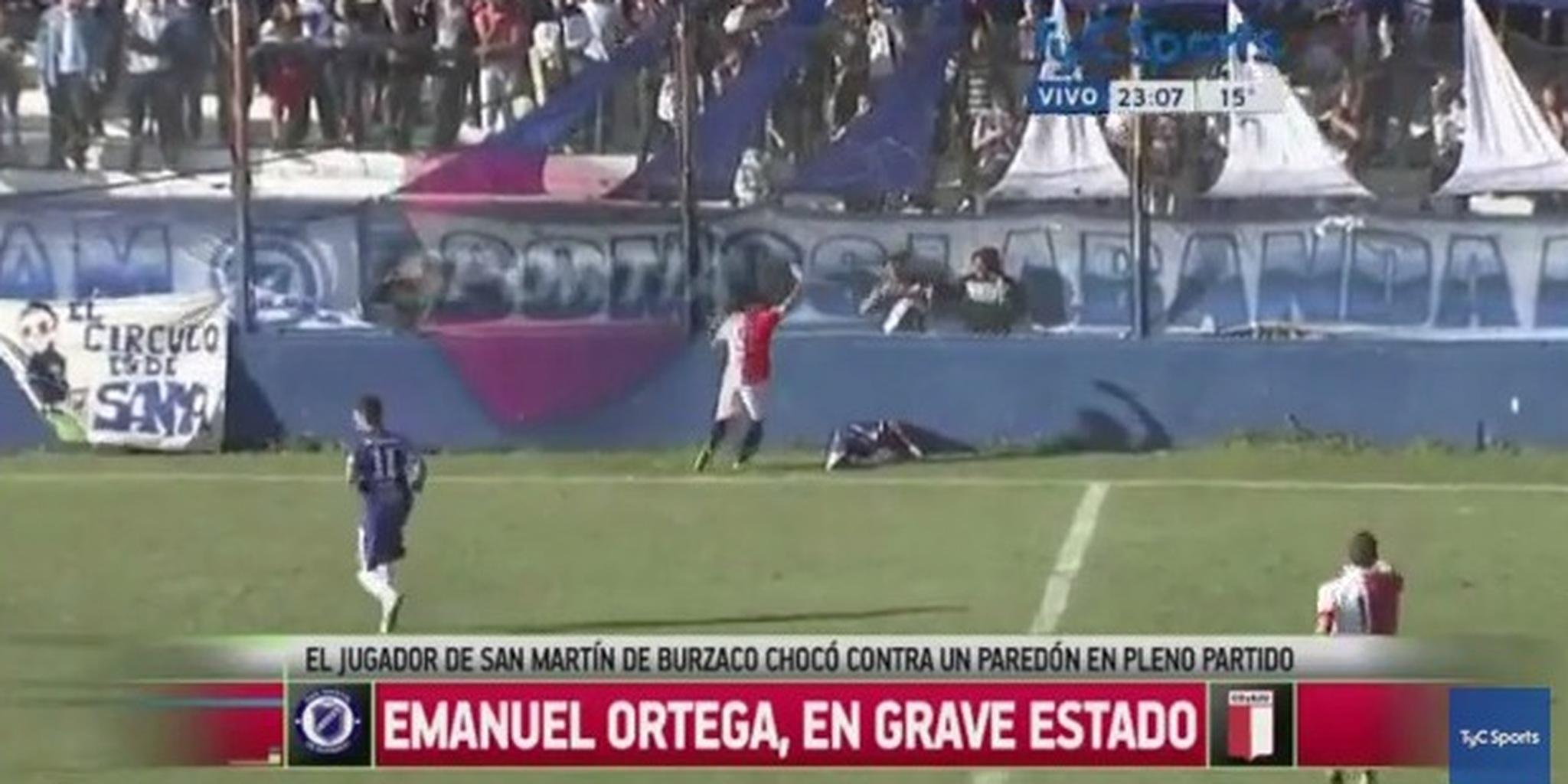 The death of Emanuel Ortega
