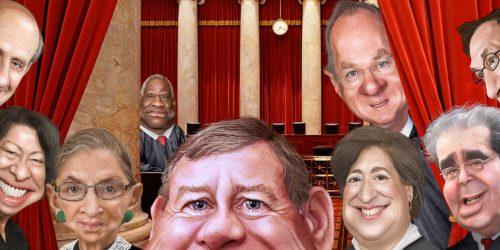The United States Supreme Court 2012