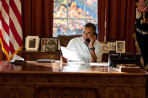 obama joins google plus