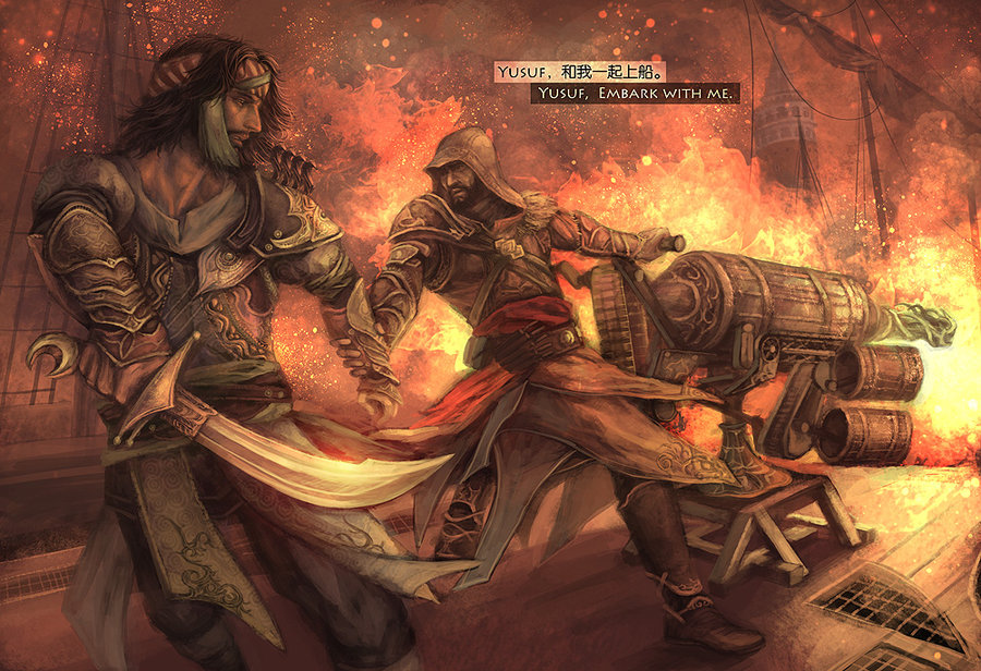 One Of Fandom S Most Talented Artists On Her Assassin S Creed