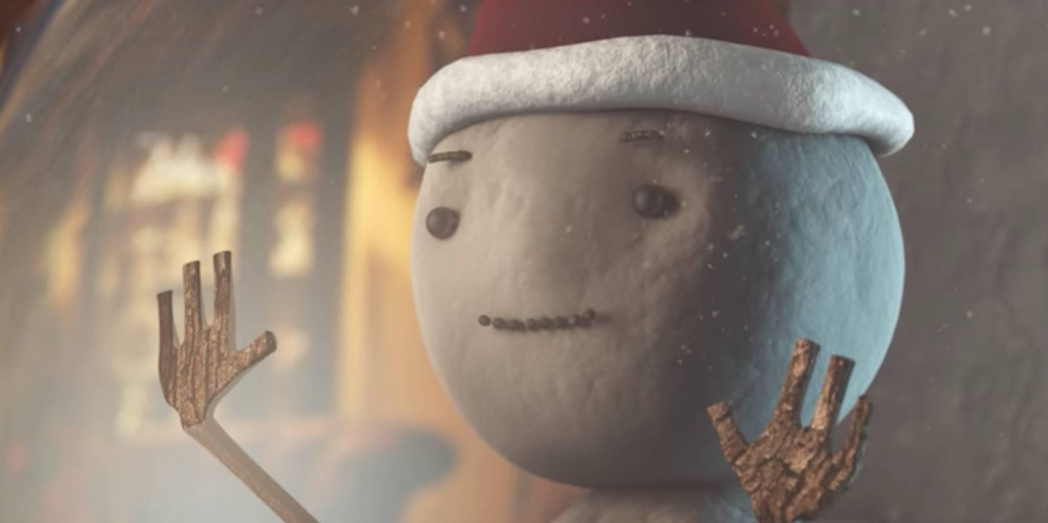 Teen\'s Fake John Lewis Christmas Ad Has the Internet in Tears