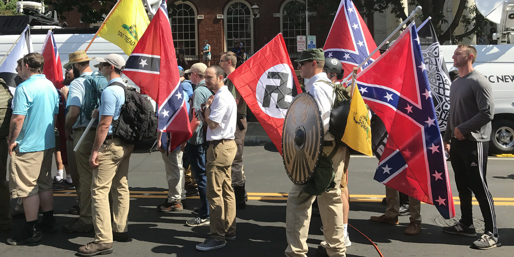 Unite the Right rally in Charlottesville, Virginia