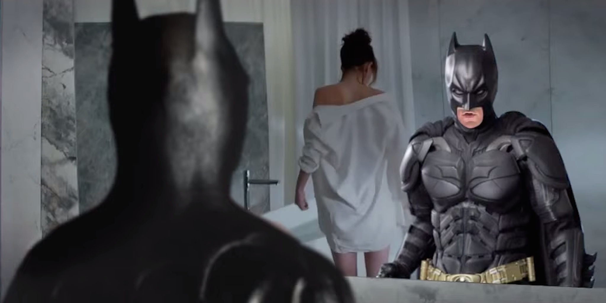 batman fifty shades trailer mashup
