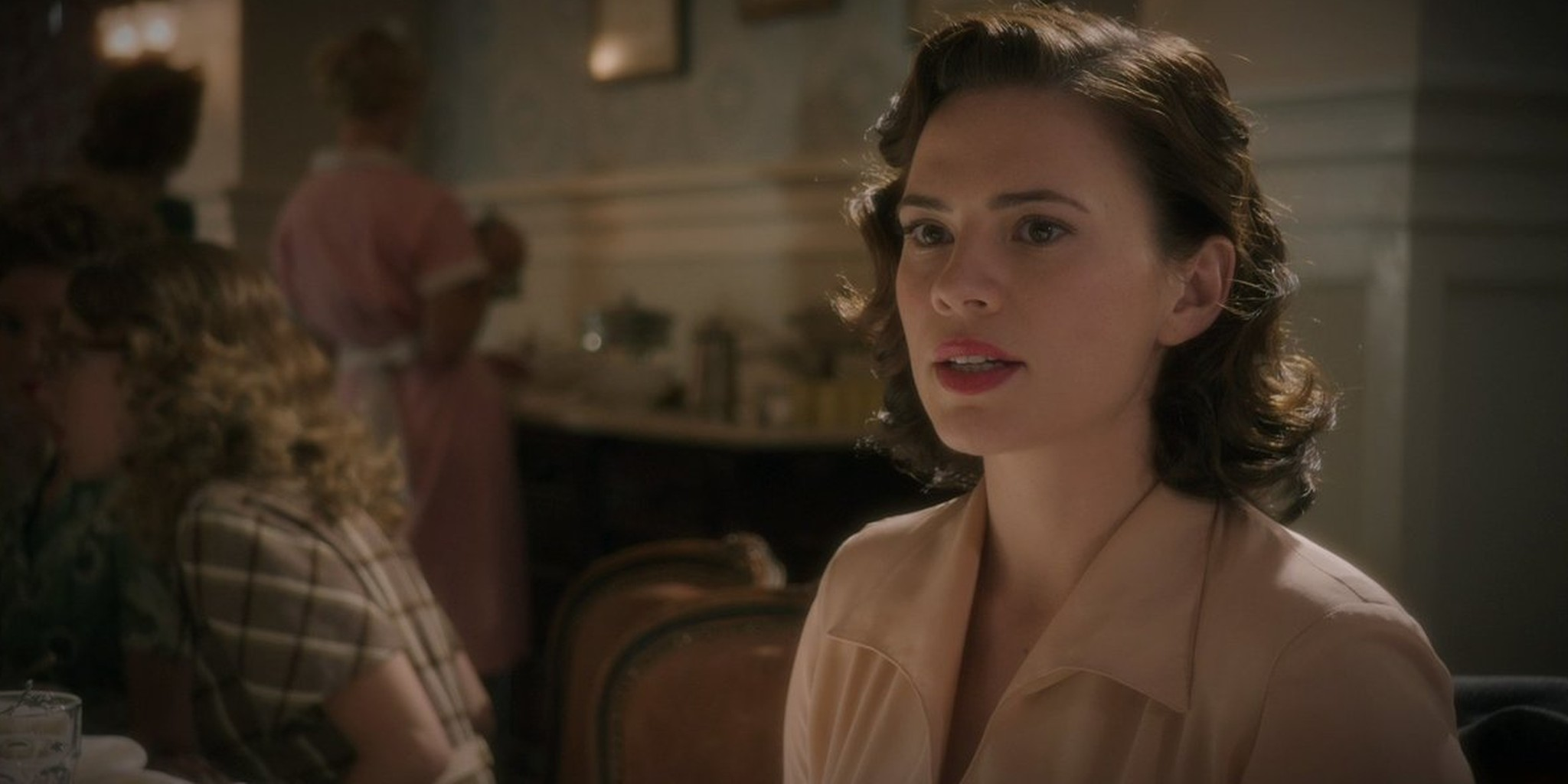 Haylee Atwell in Agent Carter