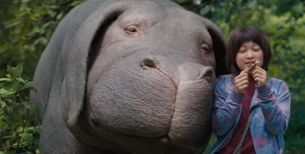 best drama movies on netflix : okja