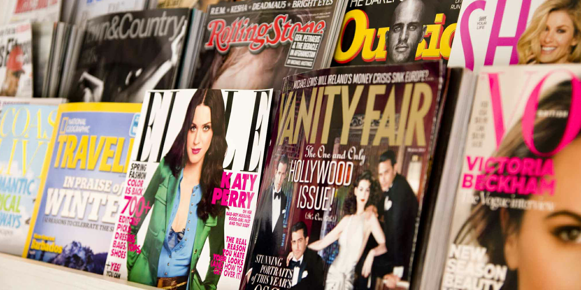 A new study proposes print media may have a problem with representing women and people of color fairly.