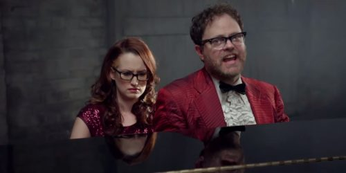 ingrid michaelson rainn wilson