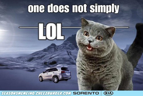 meme4 meme based kia ad campaign gets facepalm from cheezburger users,Cheezburger Memes