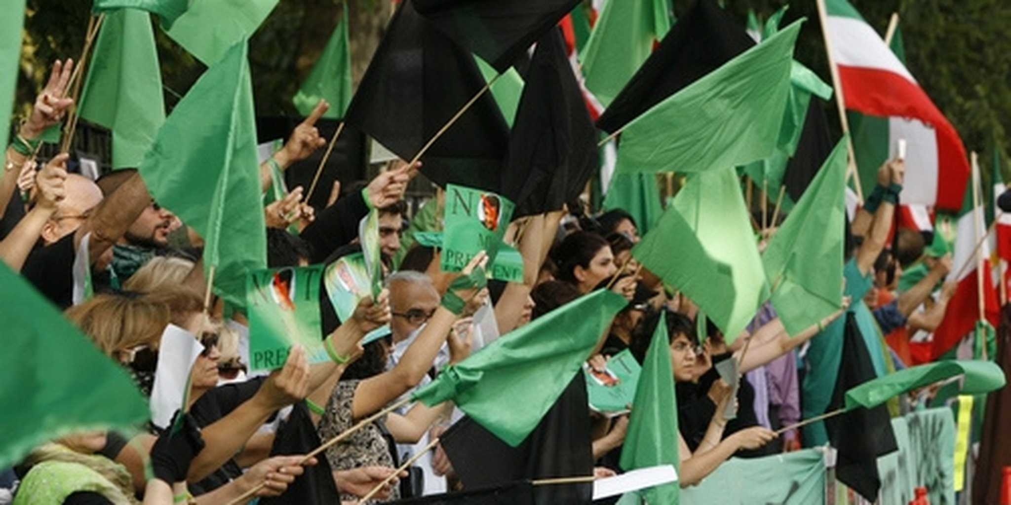 Iranian protest | Flickr - Photo Sharing!