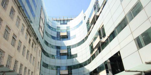 BBC headquarters - London | Flickr - Photo Sharing!