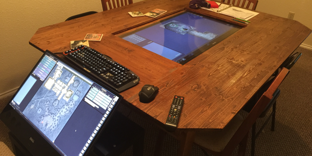 dungeons and dragons table