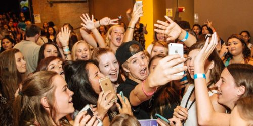 Fans at DigiFest