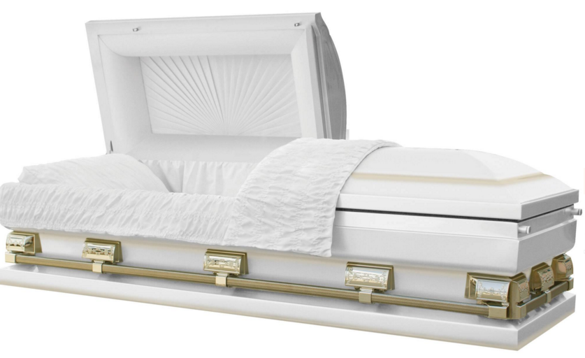 Here are 6 of the hottest caskets you can buy on Walmart com